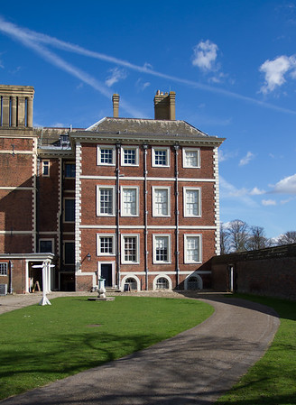 Side of Ham House