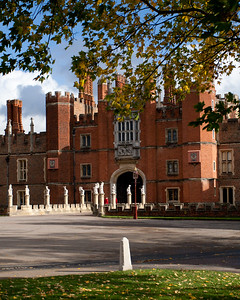 "The Great Gatehouse ""Hampton Court Palace"""