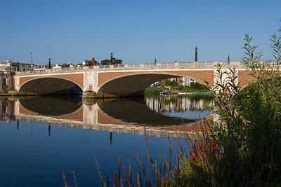 Hampton Court Palace Bridge