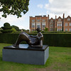 Henry Moore 'Reclining Figure: Angles'