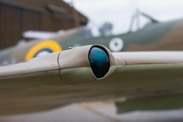 Supermarine Spitfire Mk IIa - Navigation Light