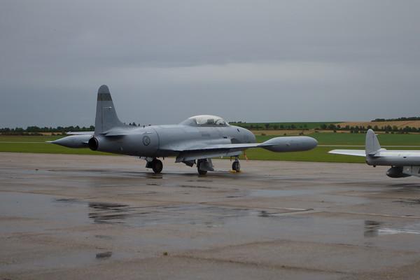 Canadair CT-133 Silver Star (Norwegian Air Force Historical Squadron)