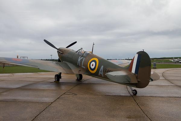 Supermarine Spitfire Mk 2a