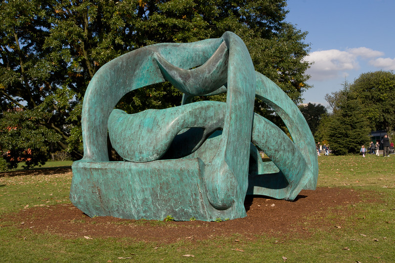 """1973 - Hill Arches """"Henry Moore"""""""