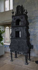 Buzaglo stove - Orangery