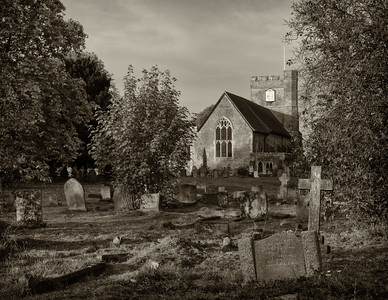 "St Peter & St Paul Church ""Headcorn Kent"""