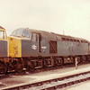 40058 stabled on Severn Tunnel Jn depot on 7th May 1983