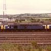 40087 Healey Mills scrapline 6th September 1983