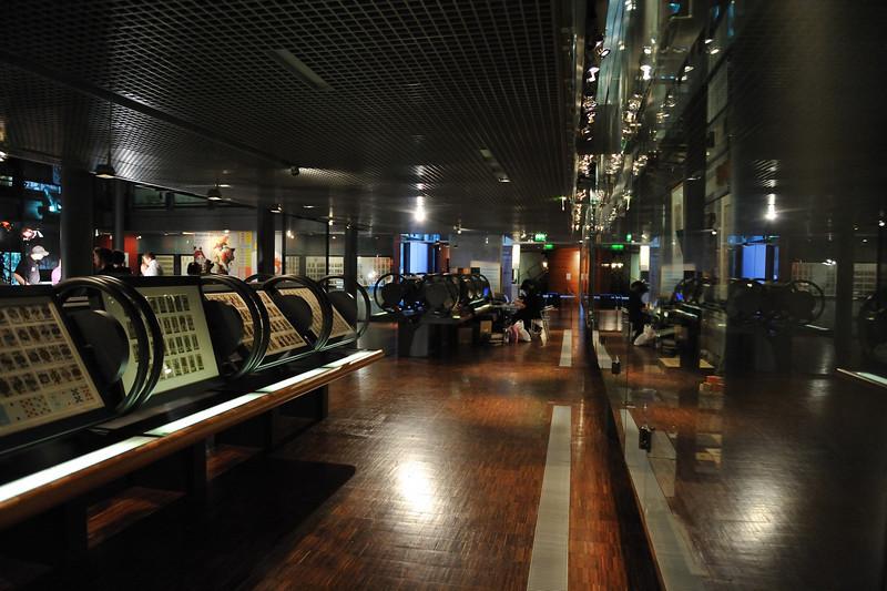 Musée de la Carte à jouer<br /> Ticket to Ride World Championship 2010