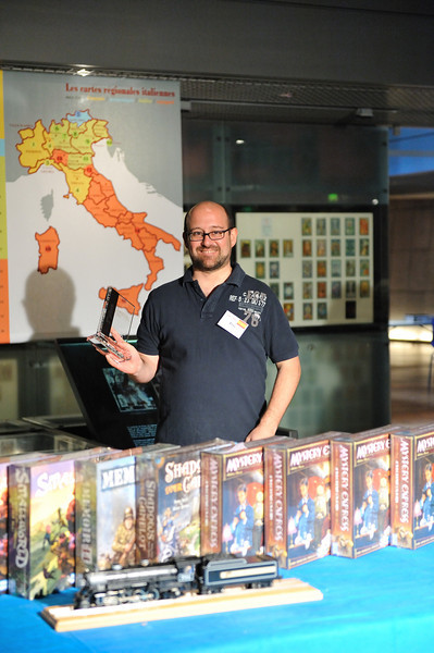 Pere (SP), 3rd<br /> Ticket to Ride World Championship 2010
