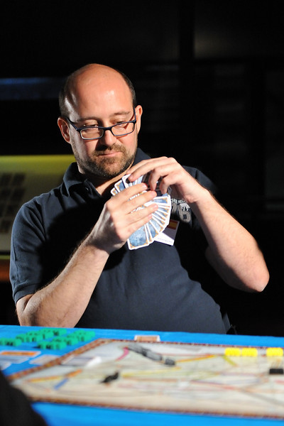 Pere (SP)<br /> Ticket to Ride World Championship 2010