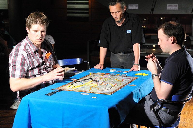 Final<br /> Ticket to Ride World Championship 2010