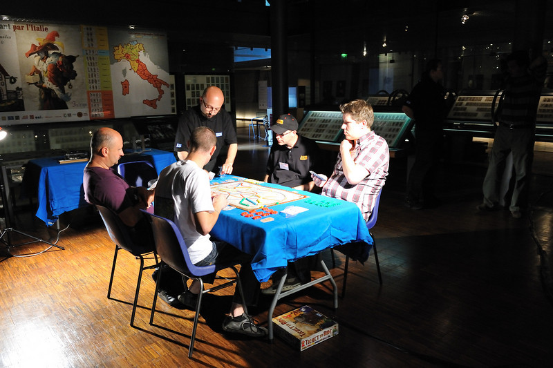 Ticket to Ride World Championship 2010