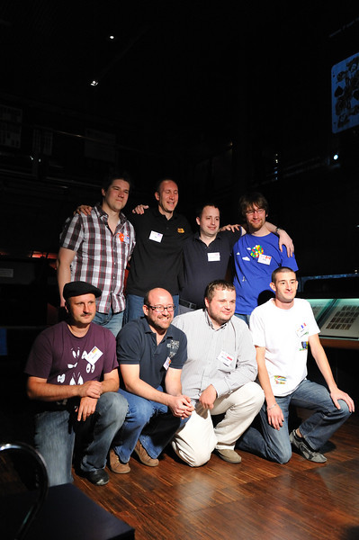 Participants<br /> Ticket to Ride World Championship 2010