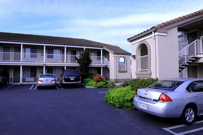 Super8 motel Palo Alto