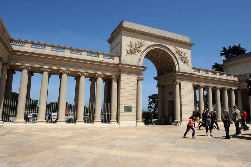 Palace of Legion d'Honneur