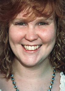 Randi at maybe 20 years, hanging out at the Renn Fair.