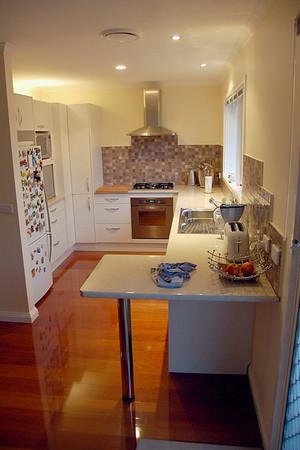 Our new kitchen - Az új konyhánk