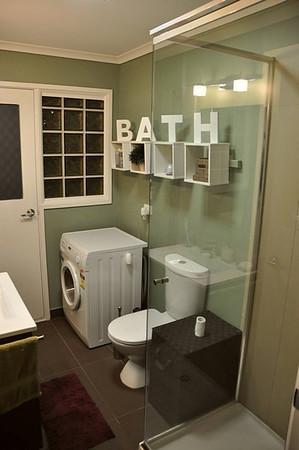 Bathroom renovation (laundry) - Fürdőszobafelújítás