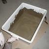 Self leveling cement<br /> <br /> Aljazatkiegyenlítő betonkeverék