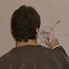 The artist is singing his creation<br /> <br /> Emlék a jövőnek