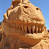 Dinostory - Sandsculptures in Frankston<br /> <br /> Dinótörténet - Homokszoborkiállítás Frankstonban