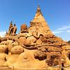 Toytopia - Sandsculptures in Frankston<br /> Játékmánia homokszobor kiállítás - Frankston