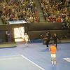 Rod Laver, australian tennis player legend<br /> <br /> Rod Laver ausztrál teniszlegenda, róla van elnevezve a stadion is