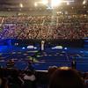 Federer charity game night<br /> <br /> Federer jótékonysági teniszmeccs