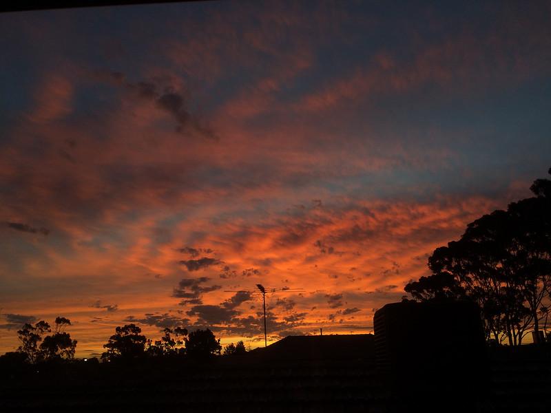 Sunset<br /> <br /> Naplemente