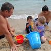 The last picture of my father and his grandkids<br /> <br /> Az utolsó kép Apuról és a gyerekekről