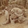 Sandsculptures at Frankston<br /> <br /> Homokszobor kiállítás Frankstonban