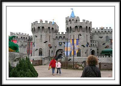 Legoland 31st July