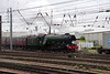 60103 Flying Scotsman departs with 'The Hadrian' Doncaster 24th July 2021 (2)