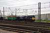 66109 Teesport Express passes Doncaster with London Gateway to Wakefield Eurport service (2)