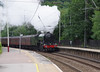 60103 Flying Scotsman passing Keighley with 'The Hadrian' 24th July 2021 (3)