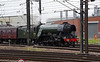 60103 Flying Scotsman ready to depart with 'The Hadrian' Doncaster 24th July 2021 (2)