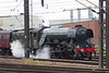 60103 Flying Scotsman prepares to Leave Doncaster with 'The Hadrian' 24th July 2021 (3)