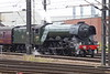 60103 Flying Scotsman prepares to Leave Doncaster with 'The Hadrian' 24th July 2021 (2)