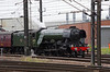 60103 Flying Scotsman ready to depart with 'The Hadrian' Doncaster 24th July 2021 (3)