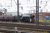 60103 Flying Scotsman prepares to Leave Doncaster with 'The Hadrian' 24th July 2021 (1)