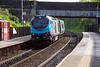 68027 Enterprise passes Deighton with the 06 54 Liverpool to Scarborough service 4th June 2021 (4)