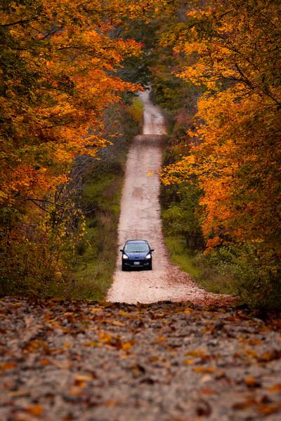 October Backroads