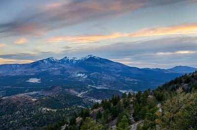 O'Leary Peak, Flagstaff