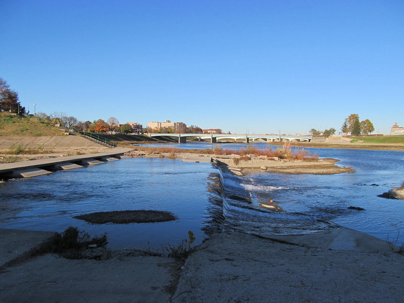 11-10-16 Dayton 14 Sunrise Park Wolf Creek Great Miami River