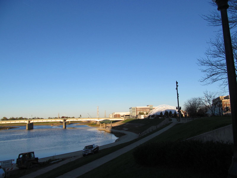 11-10-16 Dayton 119 Great Miami River Riverscape