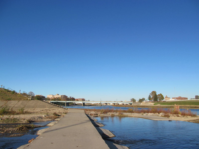 11-10-16 Dayton 23 Sunrise Park Wolf Creek Great Miami River