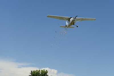 Air Plane Drop