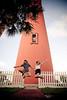 Daytona Beach Engagement Photos Junping Lighthouse fun shoot!