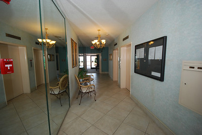 Building Entry Hall